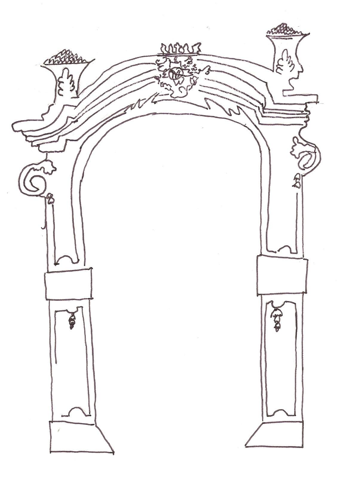 barokní portál Martina Švíková 8. B