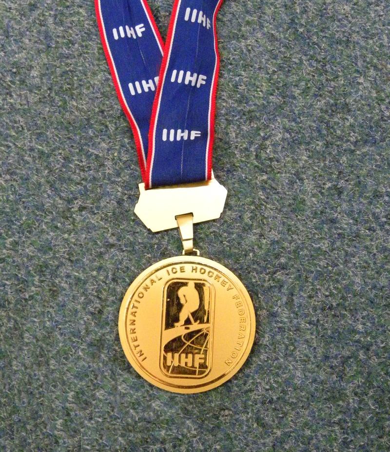Medaile mistra světa