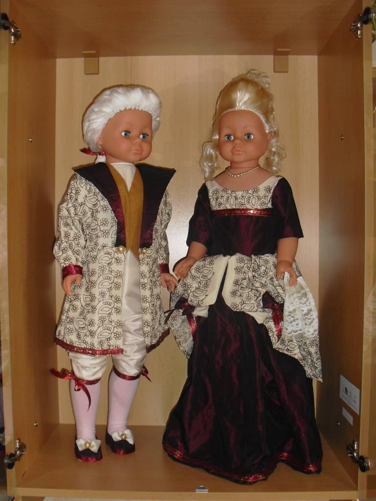 barokní pár