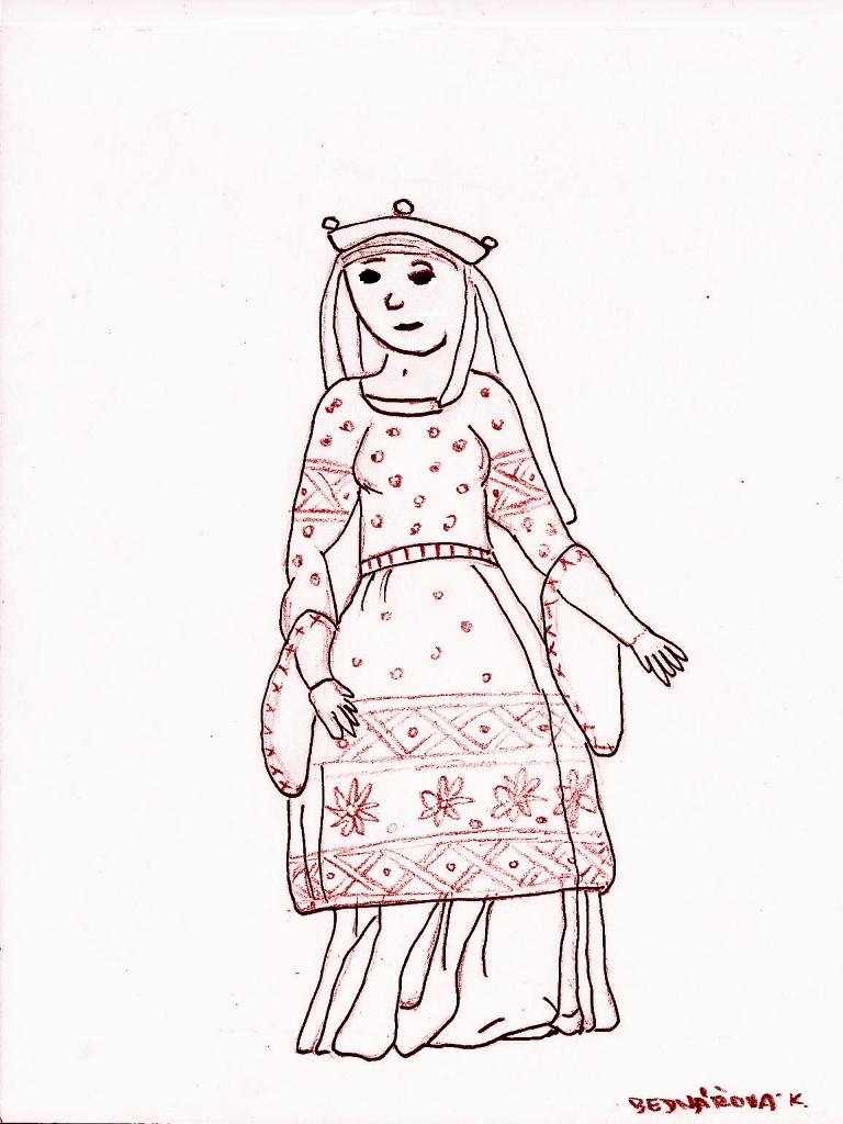 K. Bednářová - dámský oděv
