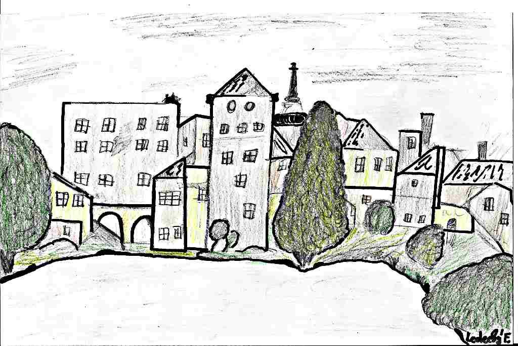 renesanční věž - F. Ledecký