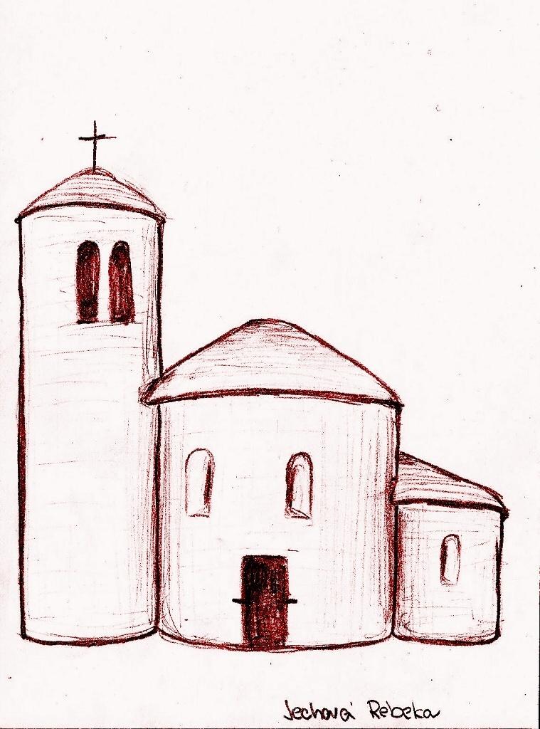 R. Jechová - románská rotunda