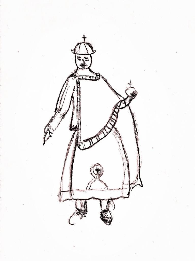 Š. Konhefrová - mužský oděv