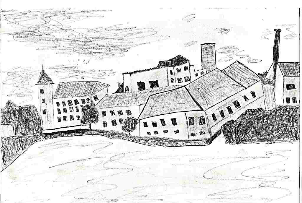 renesanční zámek - O. Winkler
