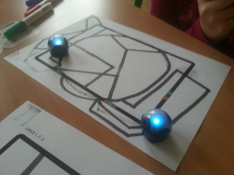 robotika - ozoboti