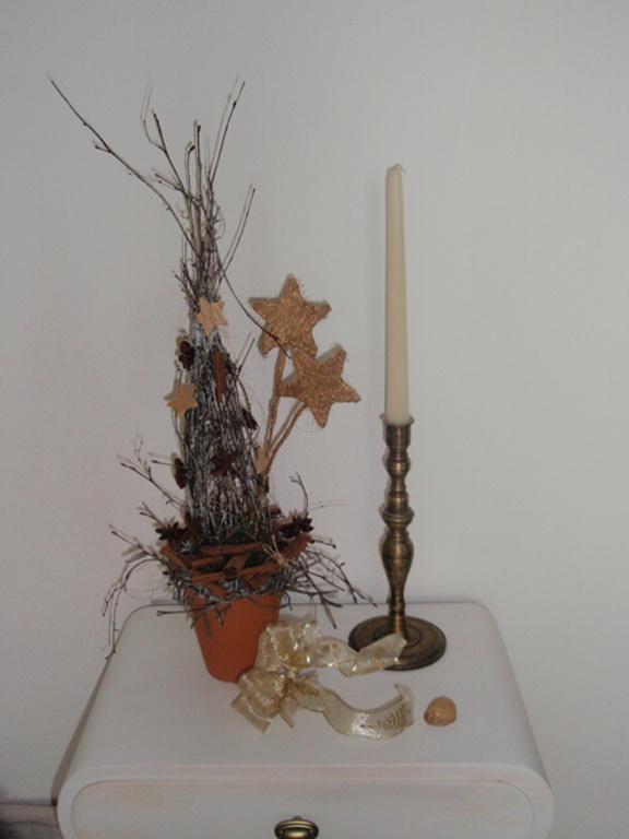 vánoční aranžování prosinec2010